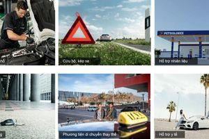 Mercedes-Benz ra mắt dịch vụ hỗ trợ 24h tại Việt Nam