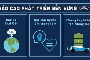 Xe của Ford sẽ không còn thải ra carbon trước năm 2050