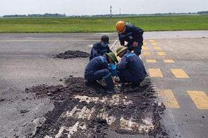 Công ty ACC cải tạo nâng cấp sân bay Nội Bài bị xử phạt ngay ngày đầu thi công