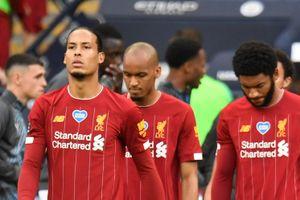 Man City đại thắng Liverpool trong ngày xếp hàng đón tân vương