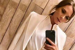 Victoria Beckham chuẩn bị váy áo cho buổi hẹn hò chồng