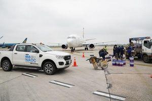 Sân bay Nội Bài gặp sự cố đầu tiên sau khi đóng cửa 1 đường băng