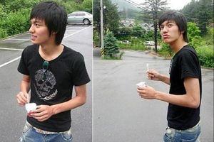Ảnh gầy gò, ốm yếu khó nhận ra của Lee Min Ho và dàn tài tử Hàn