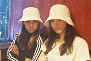 Lee Hyori và YoonA uống rượu sau đó đi hát karaoke