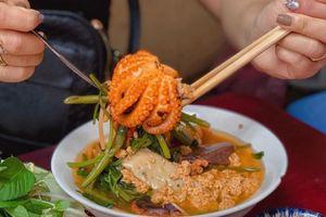 Loạt món ngon từ bạch tuộc được các tín đồ ẩm thực Sài thành yêu thích