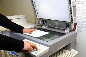 Vi phạm bản quyền tại các cửa hàng photocopy