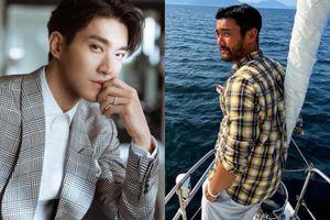 Choi Si Won già nua như ông chú ở tuổi 33