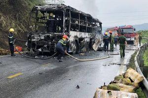 Hạn chế cháy nổ xe khách mùa nắng nóng