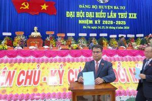 Quảng Ngãi kiện toàn nhiều chức danh trước đại hội Đảng bộ tỉnh