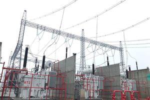 Hoàn thành dự án nâng công suất TBA 500kV Tân Uyên