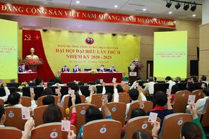 Ông Nguyễn Hải Thanh tái đắc cử Bí thư Đảng ủy Tổng công ty Bưu điện Việt Nam