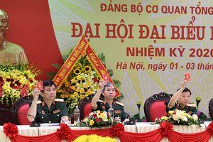 Đóng góp nhiều ý kiến chất lượng vào dự thảo các văn kiện của Ban Chấp hành Trung ương và Quân ủy Trung ương