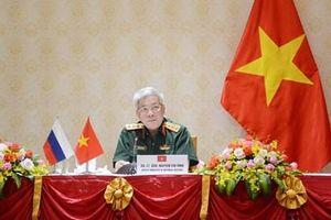 Thúc đẩy quan hệ hợp tác quốc phòng giữa Việt Nam với LB Nga và New Zealand