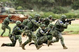 Biển Đông thêm phức tạp khi đảo Đài Loan triển khai thủy quân lục chiến