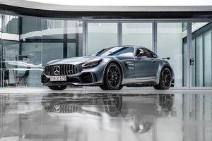 Cường Đô la khoe 'biển độc' Mercedes-AMG GT R 11,59 tỷ đồng