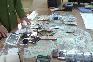 Đường dây đánh bạc 20.000 tỷ ở Hưng Yên bị phanh phui