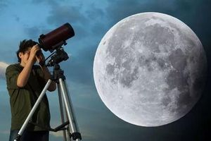 Đêm mai (4/7), Nguyệt thực Trăng Hươu sẽ xuất hiện trong gần 3 giờ đồng hồ