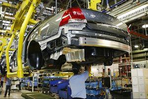 Chỉ số sản xuất công nghiệp của Việt Nam khởi sắc trở lại