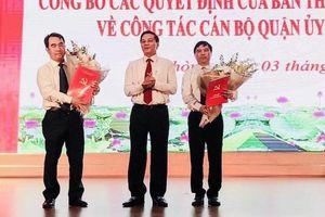 Chủ tịch quận Hồng Bàng giữ chức Phó giám đốc Sở Lao động – Thương binh và Xã hội Hải Phòng