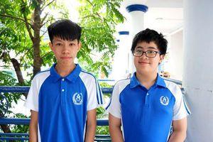 Lần đầu Việt Nam có học sinh lớp 10 tham gia thi Olympic Toán quốc tế 2020