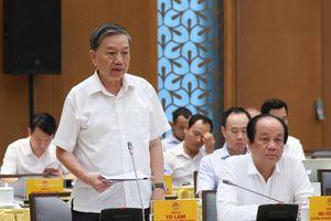 Bộ trưởng Tô Lâm: Tội phạm hình sự giảm mạnh trên cả nước