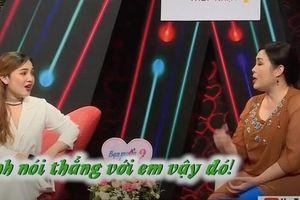 NSND Hồng Vân hỏi cô gái 21 tuổi 'ăn cơm trước kẻng chưa' trên truyền hình