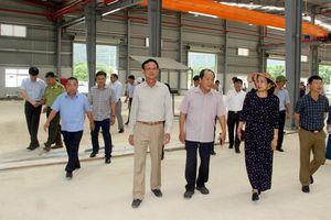 Tập đoàn Thiên Minh Đức đầu tư vào dự án Khu lâm nghiệp ứng dụng công nghệ cao ở Nghi Lộc