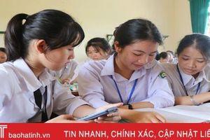 Hà Tĩnh đảm bảo nghiêm túc, an toàn kỳ thi vào lớp 10 và tốt nghiệp THPT