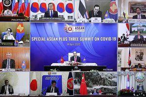 ASEAN đẩy mạnh quan hệ đối tác vì hòa bình và phát triển bền vững