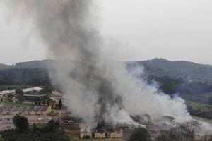 Số nạn nhân trong vụ nổ nhà máy pháo hoa ở Thổ Nhĩ Kỳ vượt 100 người