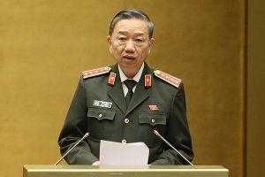 Bộ trưởng Tô Lâm: Tội phạm lừa đảo chiếm đoạt tài sản tăng đột biến