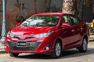 Toyota Vios 2020 đẹp long lanh, giảm giá cực mạnh tại VN, đấu Hyundai Accent, Honda City