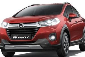 Honda WR-V 2020 ra mắt, giá 'mềm', đối đầu Hyundai Kona, Ford EcoSport
