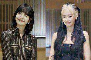 Lisa lộ tóc mới, Jennie có biểu cảm 'lạ' trong họp báo comeback