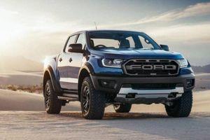 Động cơ xăng V6 tăng áp kép sẽ được trang bị trên Ford Ranger Raptor 2022