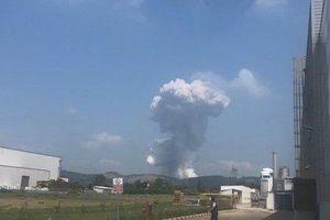 Nổ nhà máy pháo hoa ở Thổ Nhĩ Kỳ, ít nhất 50 người bị thương