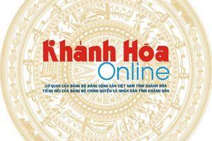 Ra mắt cuốn sách Lịch sử Đảng bộ thành phố Cam Ranh giai đoạn 1975 - 2015