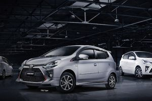 Toyota Wigo 2020 rục rịch ra mắt tại thị trường Việt Nam, đại lý đã bắt đầu nhận đặt cọc