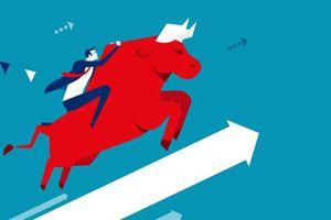 HDB và SAB tăng mạnh kéo VN-Index tăng hơn 5 điểm