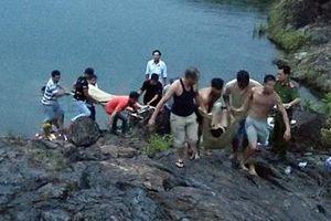 Nam sinh đuối nước tử vong dưới kênh Phú Ninh