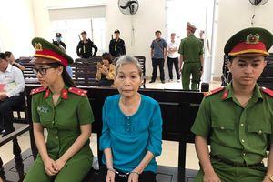 Bị cáo chủ mưu vụ giết người đổ bê tông lãnh án tử hình