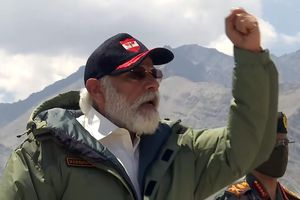 Thủ tướng Ấn Độ tới Ladakh, tuyên bố củng cố và phát triển biên giới