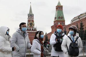Cuộc sống tại Nga khó trở lại bình thường trước tháng 2/2021