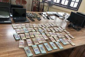 Hưng Yên: Triệt phá đường dây đánh bạc hàng nghìn tỷ đồng