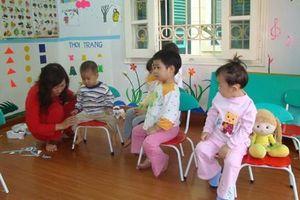 Hà Nội: 'Choáng' với tỷ lệ 'chọi' vào trường mầm non công lập