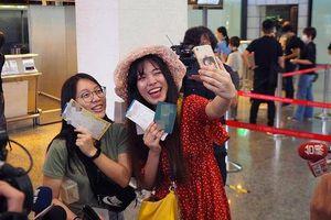 Đài Loan cho dân đi máy bay giả vờ để xoa dịu những con tim thèm du lịch