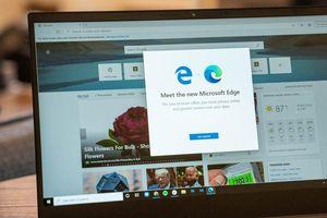 Trình duyệt Microsoft Edge 'chiếm lĩnh' máy tính, làm phiền người dùng