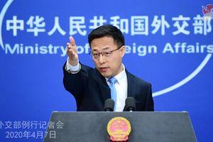 Trung Quốc phản ứng tuyên bố của ông Pompeo về Tân Cương