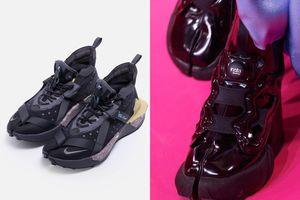 Nike gây tranh cãi với mẫu giày tách ngón bắt chước Maison Margiela