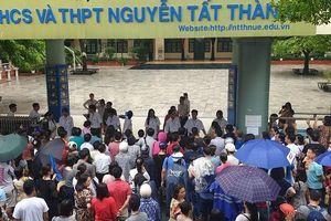 Tuyển sinh lớp 6 trường THCS-THPT Nguyễn Tất Thành xác lập kỷ lục mới về số thí sinh